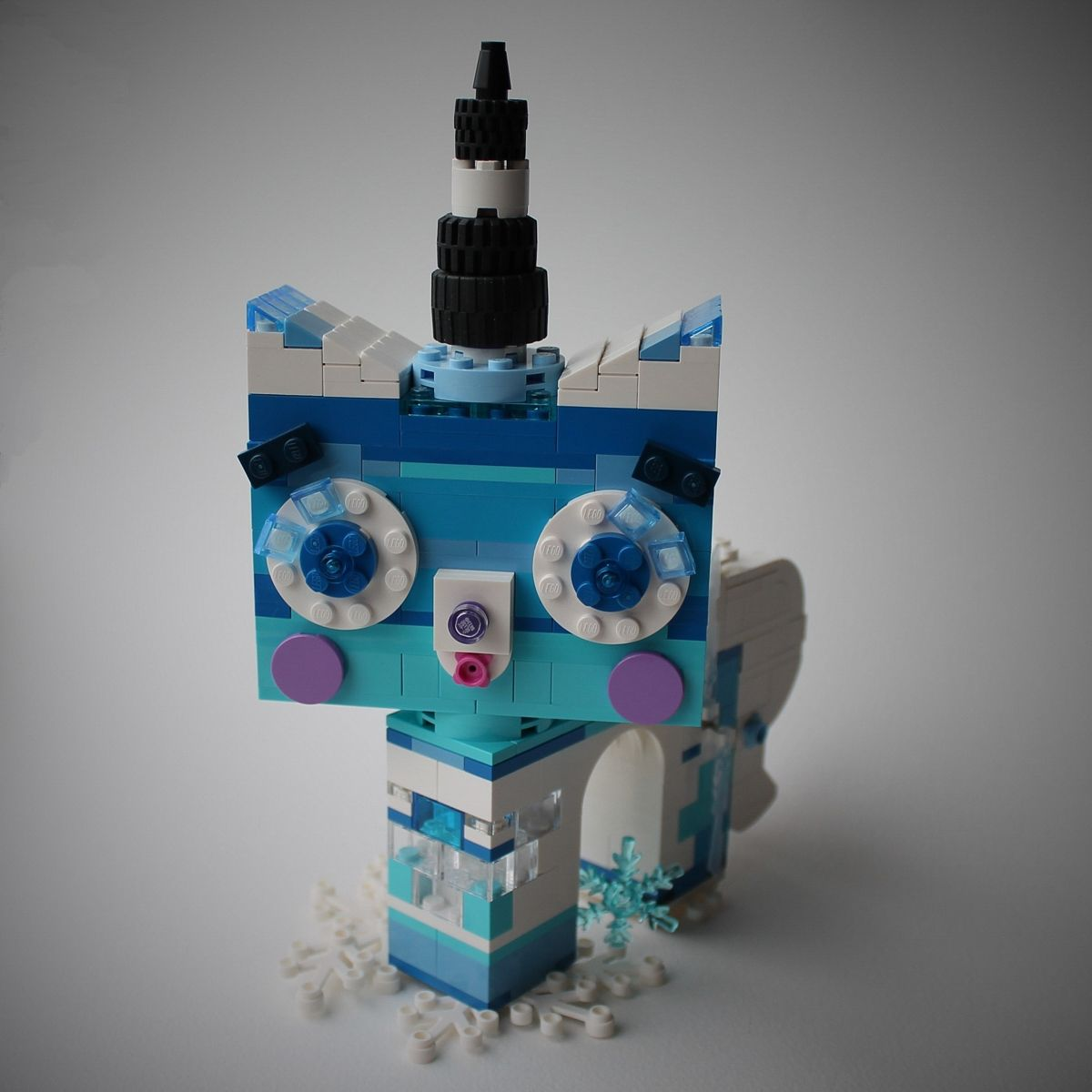 Prinsessan Unikitty Ice