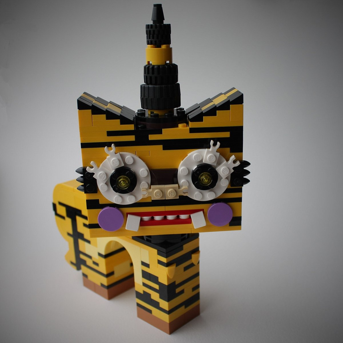 Prinsessan Unikitty Tiger