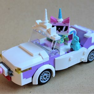 Unikitty City Car