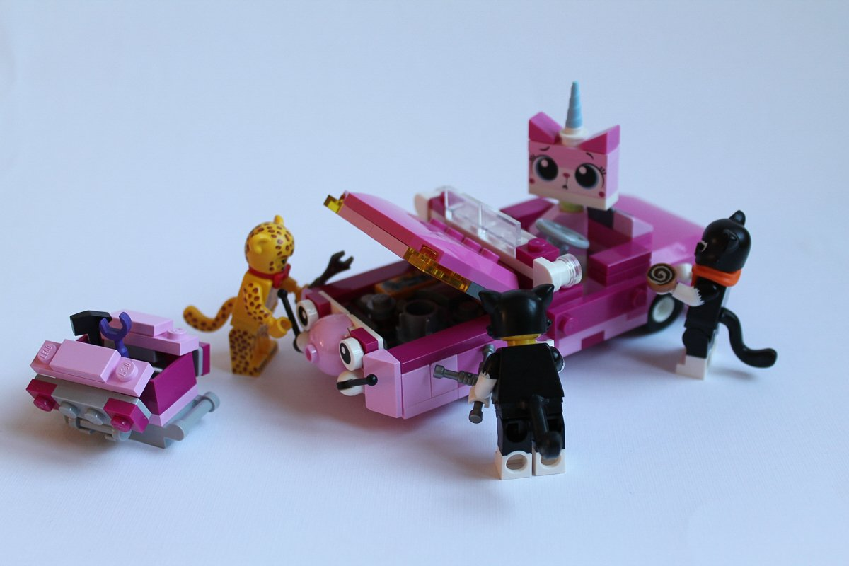 Unikitty Car Failure